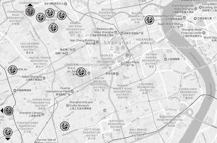 项目位置,上海/安垦